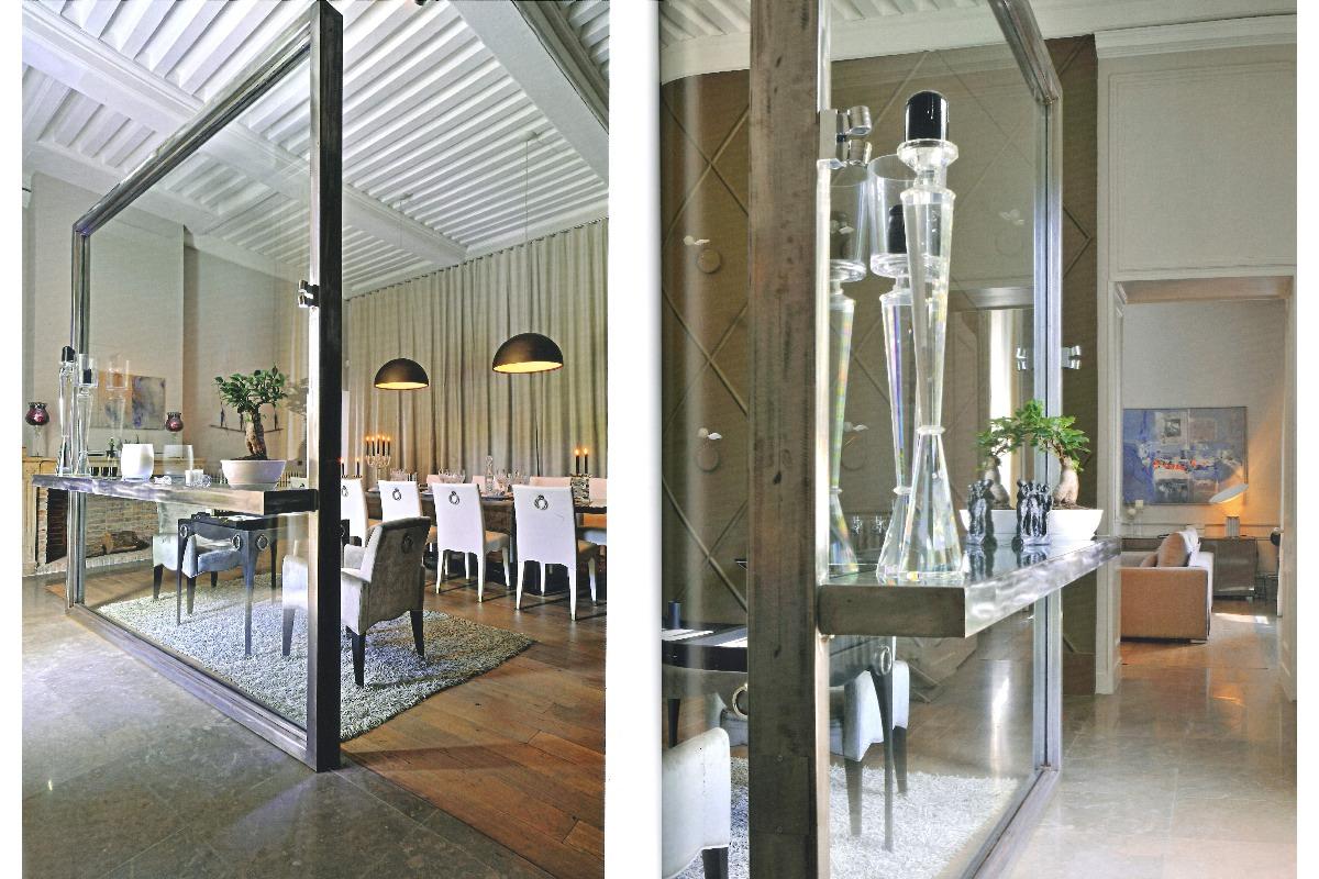 Presse 2010 les plus beaux int rieurs dovy elmalan transformation d 39 espaces - Les plus beaux interieurs ...