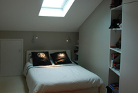 AMENAGEMENT DE COMBLES - CHAMBRE