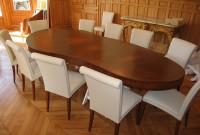 Création d'une table en serrurerie