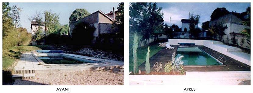 R am nagement d une maison caluire 1998 dovy elmalan for Caluire piscine