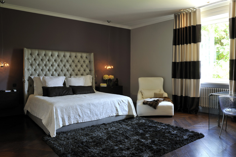 fabulous deco chambre parents with deco chambre parent. Black Bedroom Furniture Sets. Home Design Ideas