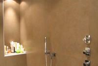 douche, robinetterie encastrée