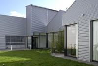 03-Transformation usine en Loft - vue jardin